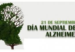 Celebración Día Mundial del Alzheimer