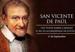 Eucaristía San Vicente de Paul