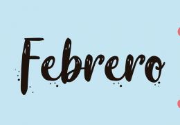 Actividades Febrero