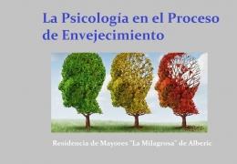 """Charla a Familiares: """"La Psicología en el proceso de envejecimiento"""""""