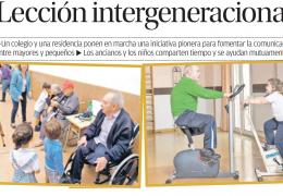 Lección Intergeneracional