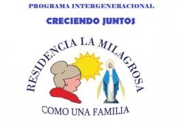 Programa Intergeneracional CRECIENDO JUNTOS