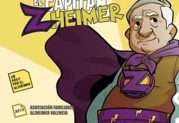 """Acto de la campaña """"Un pósit por el Alzheimer"""""""