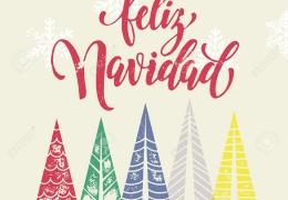 La Residencia La Milagrosa les desea Feliz Navidad