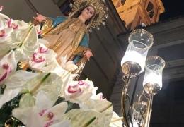 Celebración en honor a la Virgen de la Medalla Milagrosa 2018