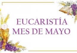 Celebración Eucaristía de Mayo