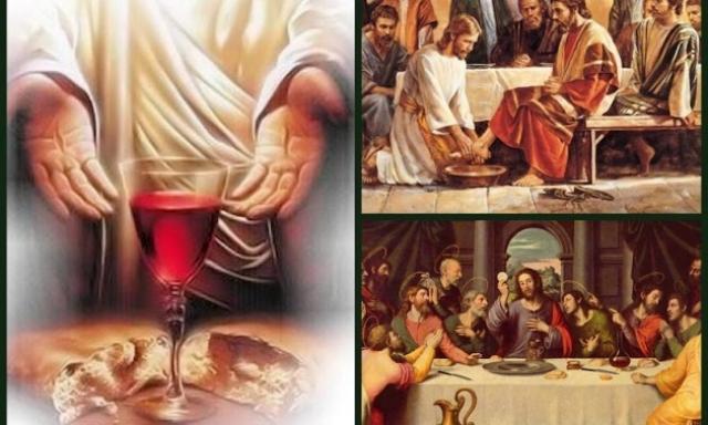 Celebración Jueves Santo 2019