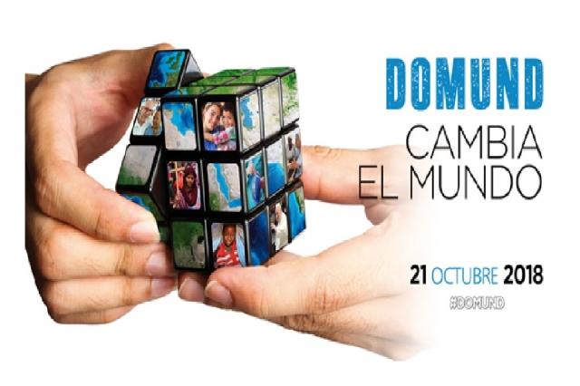 Celebración Día del Domund
