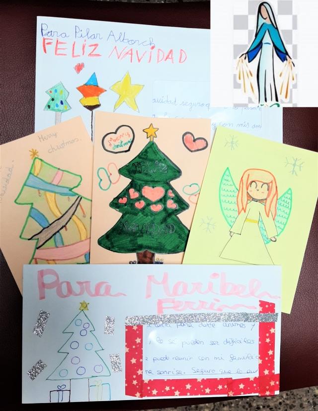 Felicitación Navidad Intergeneracional
