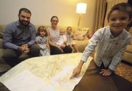 Fisioterapeuta de la Residencia parte como Familia en Misión a Tanzania