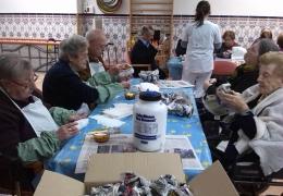 Arranca el taller fallero 2015 en la Residencia