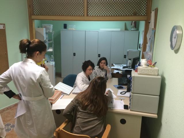 Ampliamos el equipo de enfermeria en la Residencia