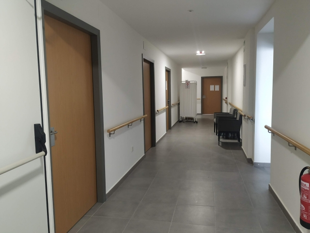 Finalización obras Residencia