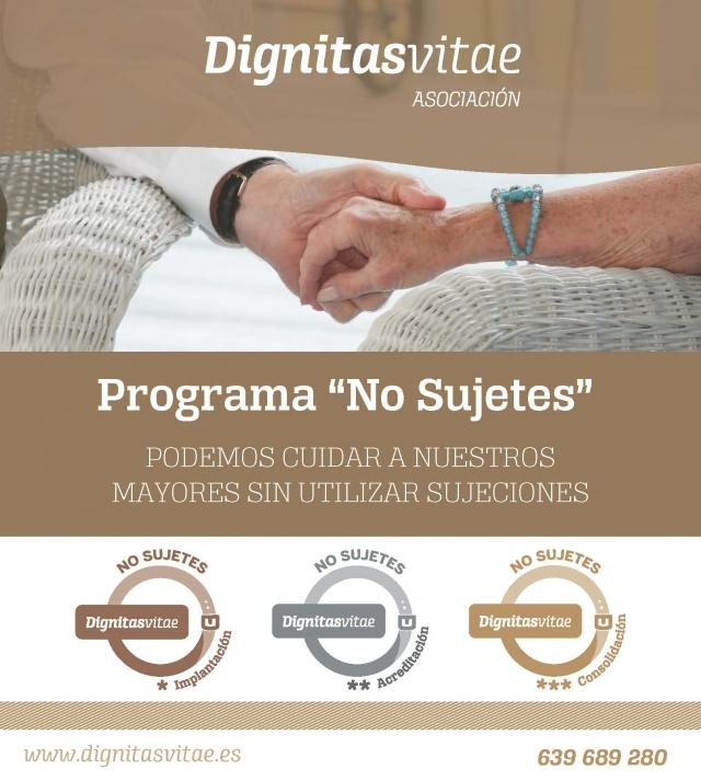Información Programa No Sujetes ©
