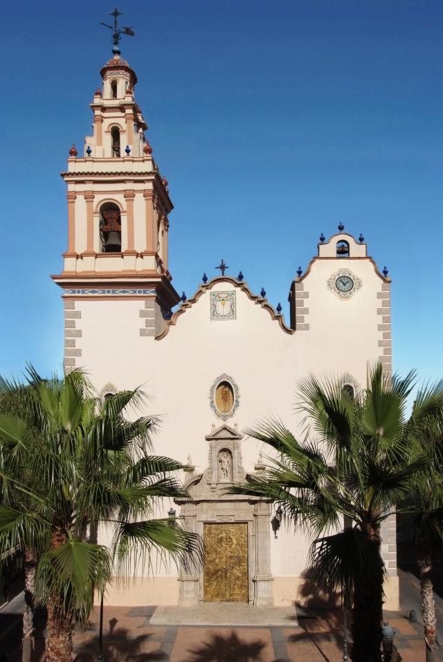 Parroquia San Juan Bautista un mirada desde el corazón