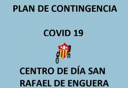PLAN DE CONTINGENCIA - CENTRO DE DÍA