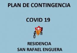 PLAN DE CONTINGENCIA - RESIDENCIA