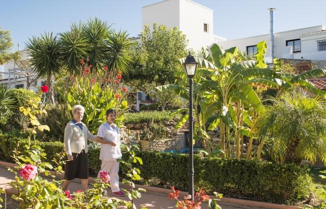 Residencia para mayores en el centro de Benissanó