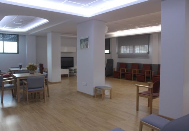 Sala de estar y polivalentes