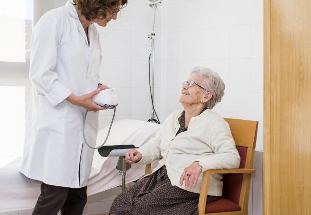 Asistencia sanitaria diaria