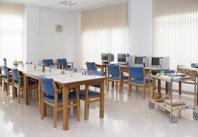 Sala de estimulación cognitiva