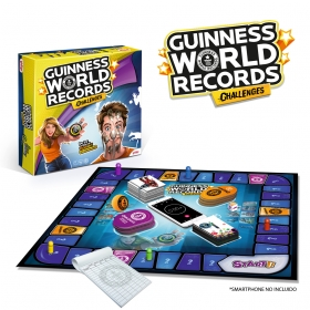 GUINNESS WORLD RECORDS CHALLENGES