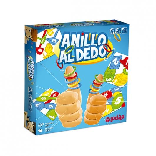 ANILLO AL DEDO