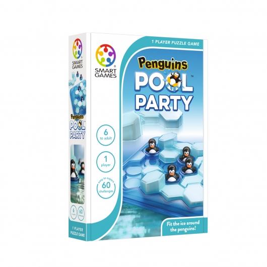 PINGÜINOS POOL PARTY