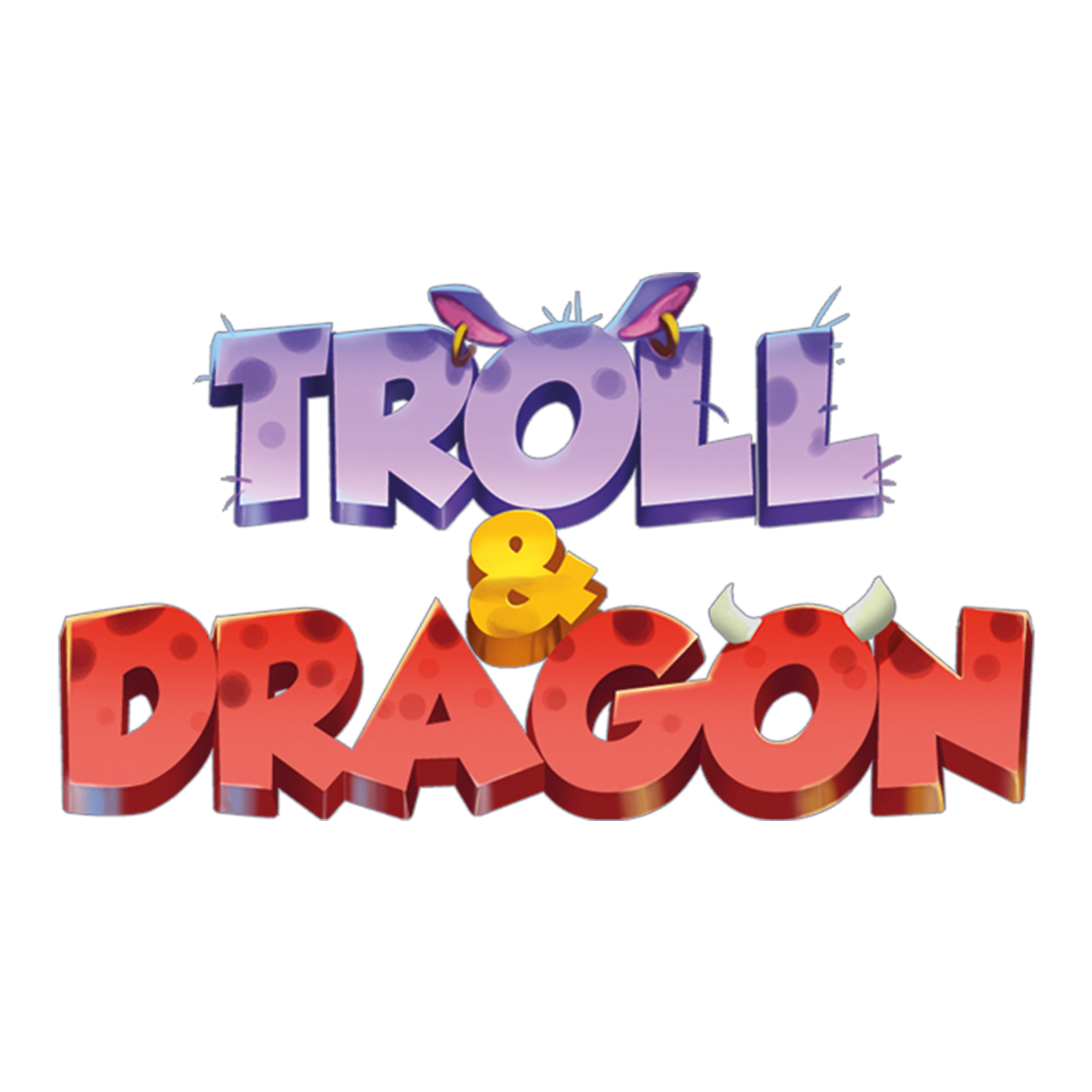 Troll and Dragon