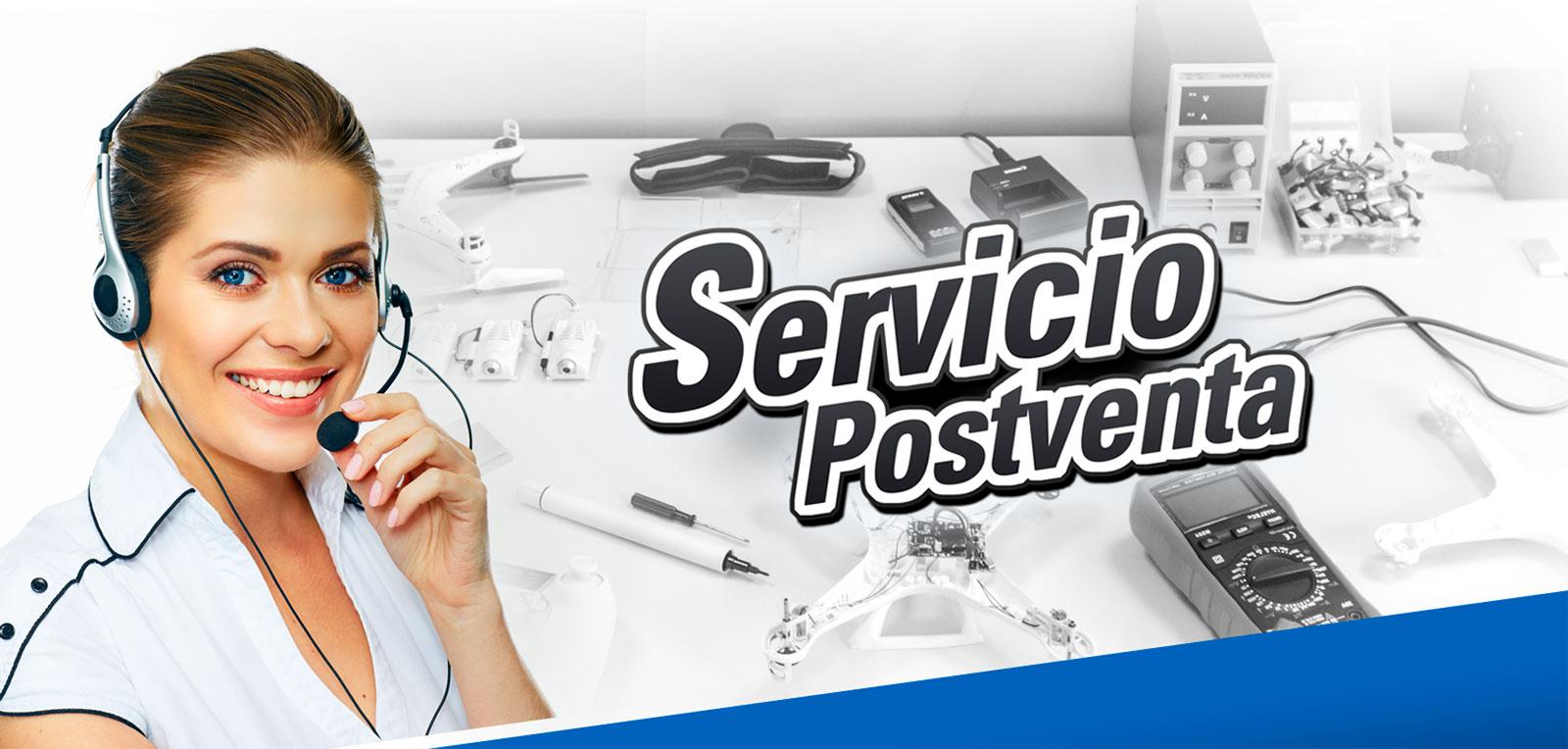 Servicio Postventa