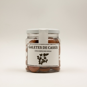 Galletas de Cassís Urtau