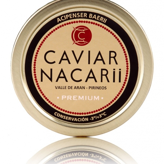 Caviar Nacarii - Premium