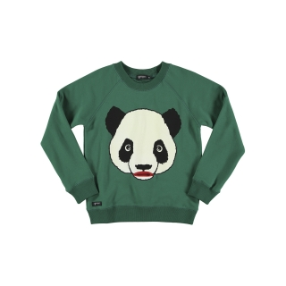 PANDA POCKET SWEAT