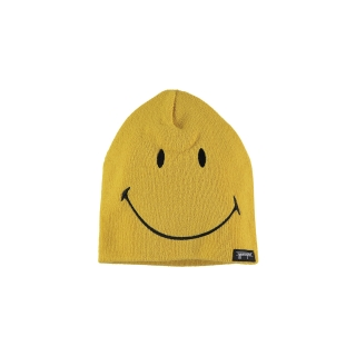 SMILEY TRICOT BEANIE