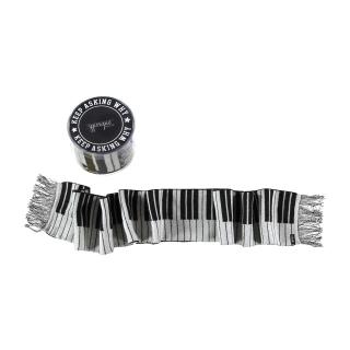 PIANO TRICOT SCARF