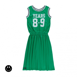 Years Large Dress (primary green)