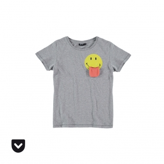 Smiley Pocket Tee (pocket)
