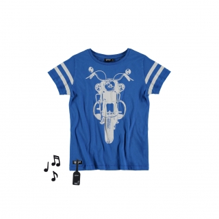 Off Road Bike Tee (sonido)