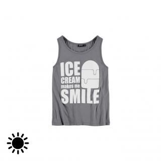 Ice Cream Vest Tee (solar)