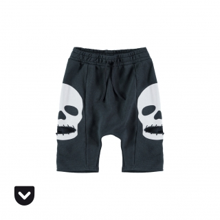 Skull Pocket Pants (asphalt)