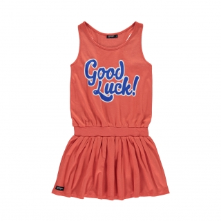 Good Luck Dress (paprika)