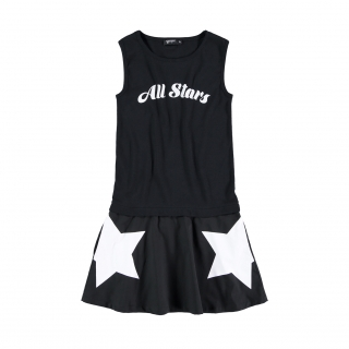All Stars Dress (black)