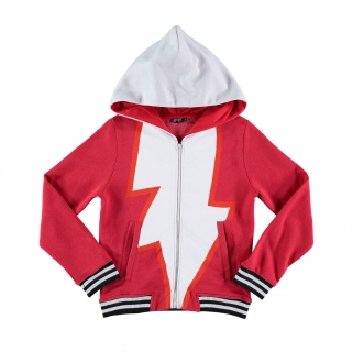 Ray Hoodie (red)