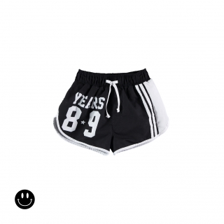 Years Swim Short (black)