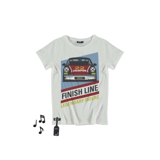 RACING CAR TEE (SONIDO)
