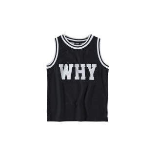 WHY NOT VEST TEE