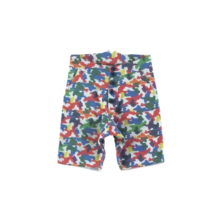 BAGGY SHORTS (CAMO RAINBOW)