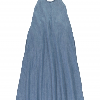 DENIM LARGE DRESS