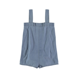 DENIM XL DUNGAREE
