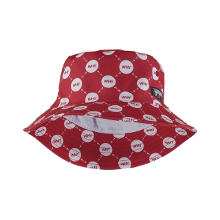SLOGAN BUCKET HAT